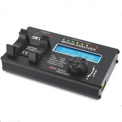 SKYRC Brushless Motor LCD Analyzer Motor Tester SK-500020