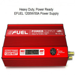 SKYRC Efuel 50A/1200W HV Power Supply