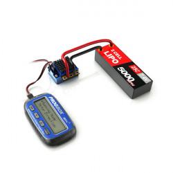 SKYRC TORO TS120A Brushless Sensored SK-300044 ESC Support Bluetooth