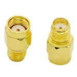SMA Female To RP-SMA Male Adapter Connector RC Toys & Hobbies