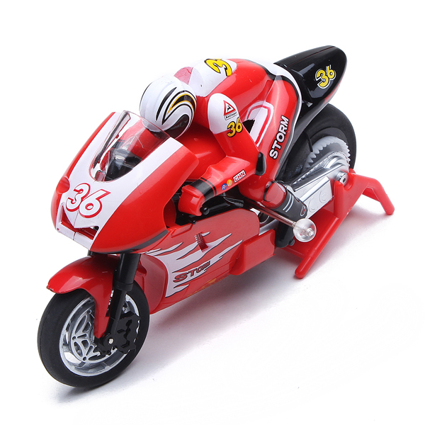 Shenqiwei 1/20 Mini Motorcycle 2.4GHz Moto RTR RC Toys & Hobbies