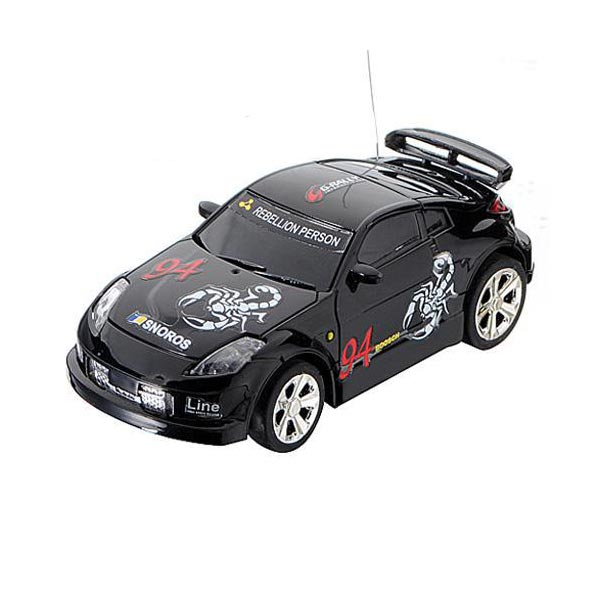 Shenqiwei 1:58 Coke Can Mini RC Radio Remote Control Micro Racing Car RC Toys & Hobbies