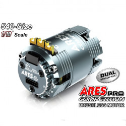 SkyRC ARES PRO Competition Brushless Motor 1/10th Scale 540-Size