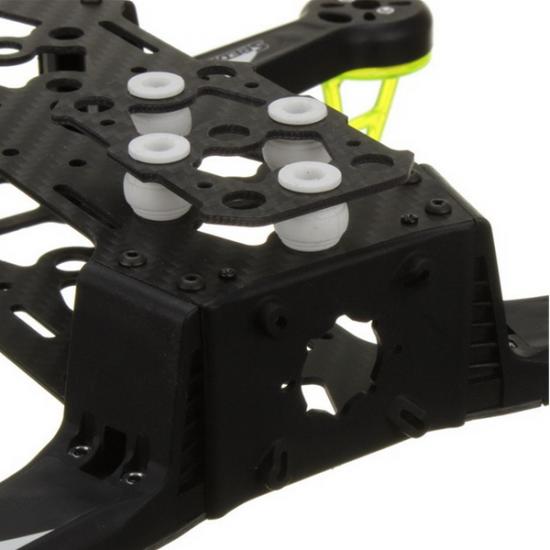 Spedix S250Q 280mm Pure Carbon Multirotor Frame Kit 2021