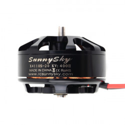 Sunnysky X4110S 400KV Outrunner Brushless Motor For RC Multi-rotor