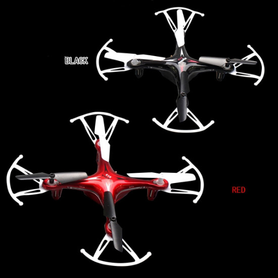 Syma X13 Storm 2.4G 4CH 6-Axis RC Quadcopter With 3D Flips 2021