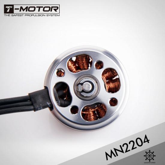 T-MOTOR MN2204 1400KV 2300KV Brushless Motor For RC Quadcopter 2021