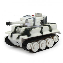 Tank-7 1/48 Interactive Tank War Micro Mini RC Battle Tank