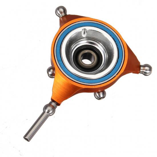 Tarot 450 DFC RC Helicopter Spare Part Metal CCPM Swashplate 2021