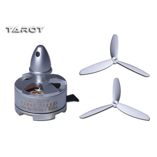 Tarot MT1806 KV2280 Self-Locking Brushless Motor CW/CCW TL300H 2021