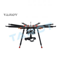 Tarot TL8X000 X8 1050mm FPV 8-Axis Ouadcopter Folding Frame Kit