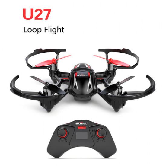 UDI U27 2.4G 4CH 6 Axis Looping Flight RC Quadcopter RTF 2021