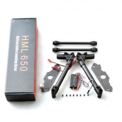 Upgraded HML650 Retractable Folding Landing Gear For DJI Phantom 1 2