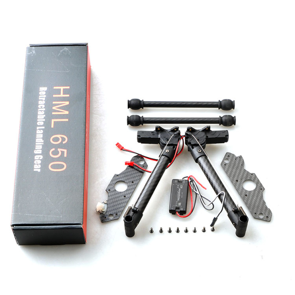 Upgraded HML650 Retractable Folding Landing Gear For DJI Phantom 1 2 RC Toys & Hobbies