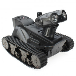 WIFI Tank Android/iOS Remote Control Real-time Camera Tank
