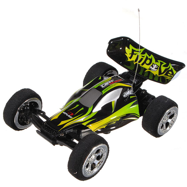 WLtoys 2307 1:32 Variable Speeds Mini Remote Control RC Racing Car RC Toys & Hobbies