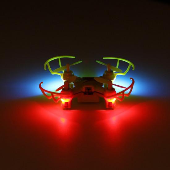 WLtoys V646 2.4G Super Mini UFO Headless Mode Quadcotper RTF 2021