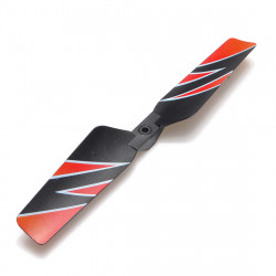 WLtoys V912 4CH Single Blade RC Helicopter Parts Orange Tail Blade