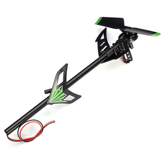 WLtoys V912 RC Helicopter Spare Parts Tail Motor Set 2021
