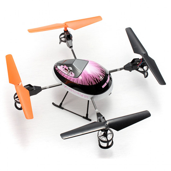 WLtoys V949 Upgraded V212 2.4G 6 Axis RC Quadcopter RTF Mode 2 2021