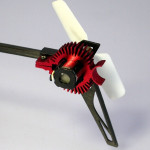 WLtoys V977 RC Helicopter Parts Tail Motor Heat Dissipation Aluminum RC Toys & Hobbies