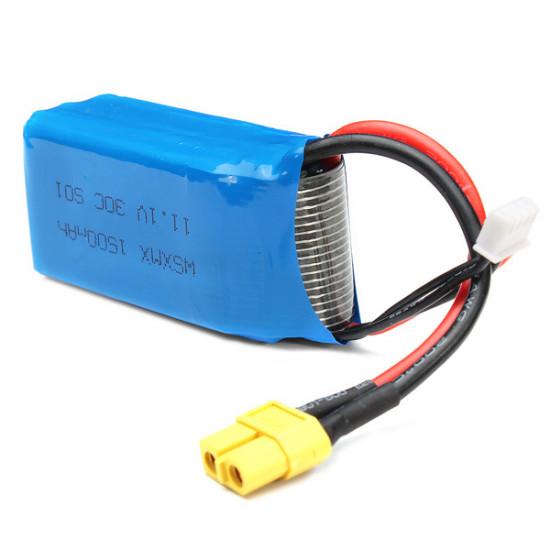 WSX WSX-S01 11.1V 30C 1500mAh Battery For QAV250 Frame Kit 2021