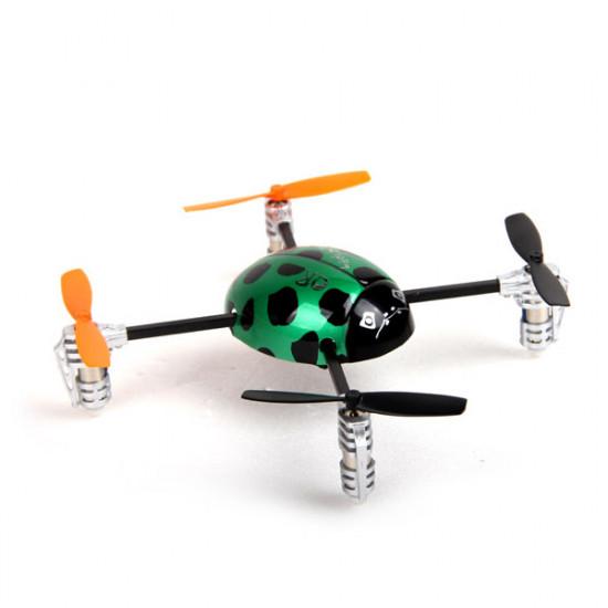 Walkera 4CH QR Ladybird V2 RC Quadcopter + Devo 4 Transmitter(Mode2) 2021
