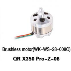 Walkera QR X350PRO Spare Part Brushless Motor Z-06 WK-WS-28-008C