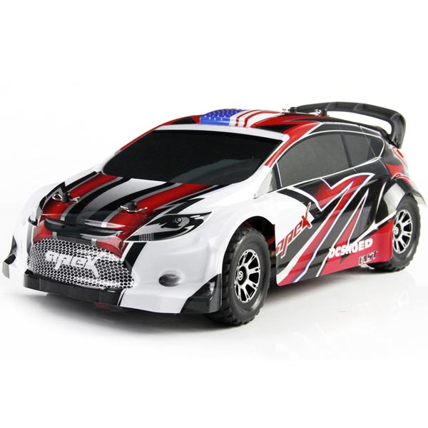 Wltoys A949 Rc Car 1/18 2.4Gh 4WD Rally Car RC Toys & Hobbies