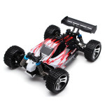 Wltoys A959 Rc Car 1/18 2.4Gh 4WD Off-Road Buggy RC Toys & Hobbies