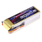 YKS BW160 14.8V 5000MAH 35C 4S XT60 Plug Li-Po Battery For Model RC Toys & Hobbies