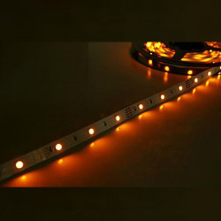 Yellow Night Flight LED Light Strips For RC Model 1m