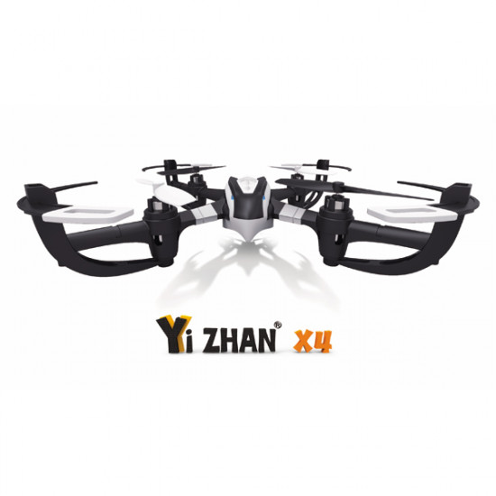 Yi Zhan X4 6 Axis 2.4G RC Quacopter With LCD Transmitter RTF 2021