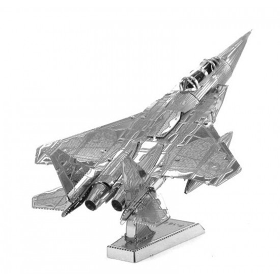 3D DIY Metal building model Zero fighter scale models for adult/kids toy Jigsaw Puzzle for children Metallic Nano Puzzle Toys 2021