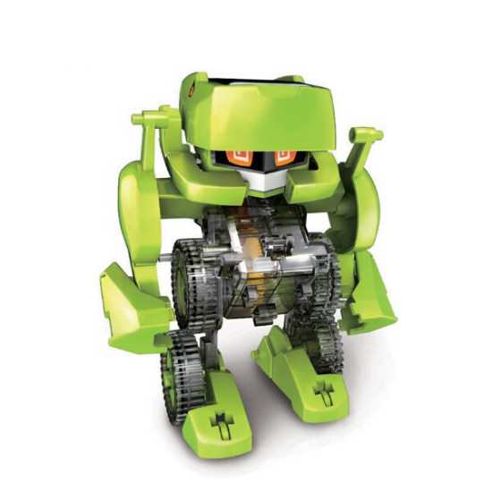 4 In 1 Solar Robot Educational Model Building Kits DIY 2021