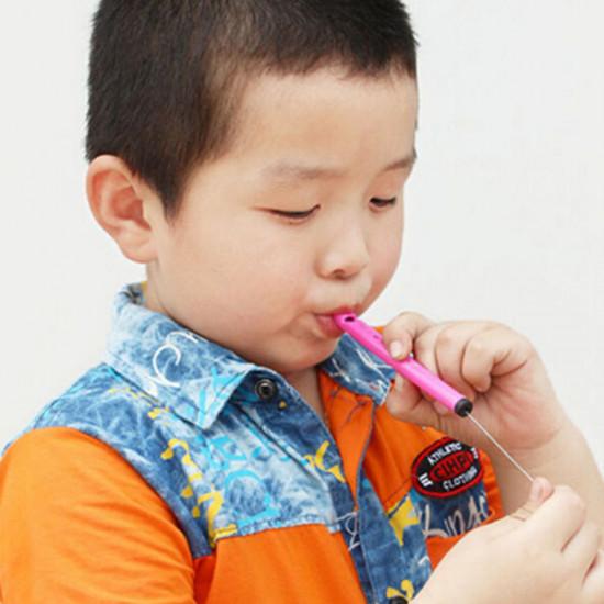 5PCS Classic Toy Mini Bird Whistle Plastic Bird Flute Kid Gift 2021