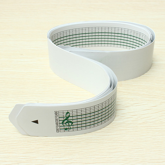 5 PCS Hand Paper Tape Blank Raper Music Box DIY 2021