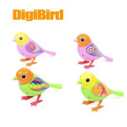 Cute Sunlight Voice Solo Digibirds Singing Bird Intelligent Toy
