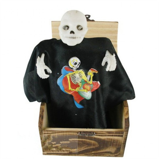 Horror Entire Toy Scream Kito Large Wooden Box 2021