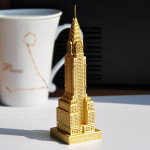 Piececool 3D Assembly Chrysler Building Puzzle Toys Building Model Toys Model