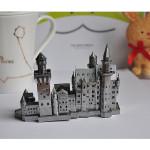 Piececool 3D Assembly Schloss Neuschwanstein DIY Puzzle Toys Toys Model