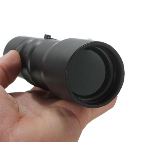 16X40 Compact Focus Adjustable Monocular Travel Camping Telescope 2021