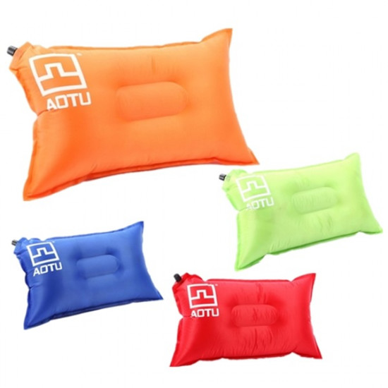 Polyester Taffeta Rip-Stop PVC Outdoor Automatic Aerated Pillow 2021