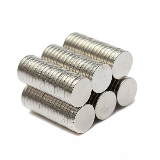100pcs 6 X 1mm Neodymium Disc Super Strong Rare Earth N35 Magnets 2021