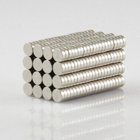 10PCS N50 3mmx1mm Round Neodymium Magnets Rare Earth Magnet 2021