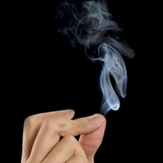 Magic Gimmick Prop Mysterious Finger Smoke Hand Smoke Magic Item 2021