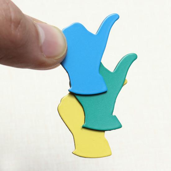 Motivation Thumb Magnet Fridge Magnet Praise Magnet Educational Toys 2021