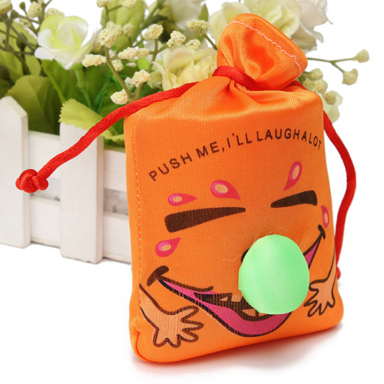 Prank Joke Funny Giggles Nose Laugh Bag Kid Toy Present Gift 2021
