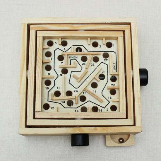 Small Skill Bead Maze Puzzle Game 2021