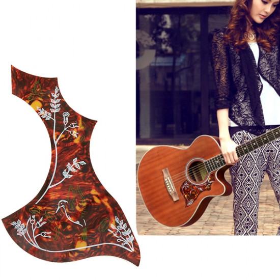 1Pcs Acoustic Guitar Anti-Scratch Folk Pickguard Guard Plate 2021